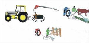 High Pressure Pumps for Tractors