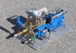 HIGH PRESSURE SUBSEA PUMPS